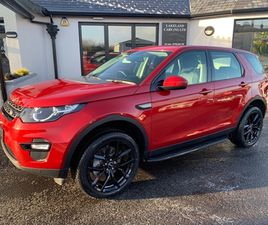 >NOV 2017 LAND ROVER DISCOVERY SPORT 2.0 ED4 SE TECH 5DR 2WD [5 SEAT]