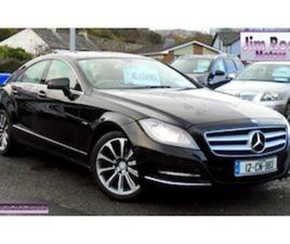 MERCEDES-BENZ CLS-CLASS 350 CDI BLUE EFFICIENCY 4 FOR SALE IN DUBLIN FOR €16995 ON DONEDEA