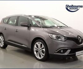 RENAULT GRAND SCENIC 1.7 BLUE DCI ICONIC (S/S) 5DR 1.7 BLUE DCI ICONIC (S/S) 5DR