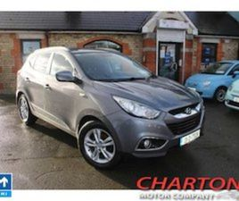 HYUNDAI IX35 1.7 5DR COMFORT 4DR FOR SALE IN DUBLIN FOR €9995 ON DONEDEAL