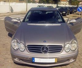 MERCEDES CLK240 MANUAL AVANTGARD GPL