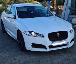 JAGUAR XF 2.2 R-SPORT (BLACK PACK) FOR SALE IN LOUTH FOR €20500 ON DONEDEAL