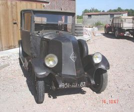 RENAULT NN WEYMANN 1926
