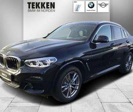 BMW X4 XDRIVE30D M SPORT AHK/DAB/HUD/ACC