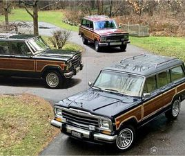 FOR SALE: 1987 JEEP GRAND WAGONEER IN BEMUS POINT, NEW YORK