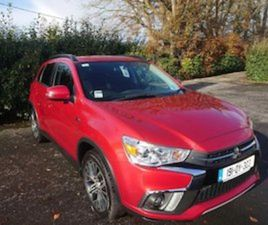 MITSUBISHI ASX 1.6 DID INTENSE 2WD 18MY 4 DI-D 4DR FOR SALE IN GALWAY FOR €24900 ON DONEDE