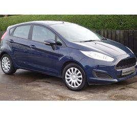 >2016 FORD FIESTA 1.5 TDCI STYLE 5DR