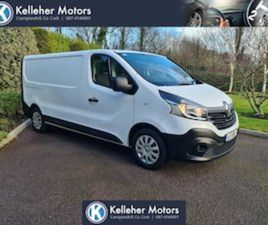 RENAULT TRAFIC, 2016 FOR SALE IN CORK FOR € ON DONEDEAL