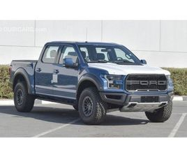 FORD RAPTOR F-150 SUPERCREW (EXPORT). LOCAL REGISTRATION +10% FOR SALE: AED 291,000