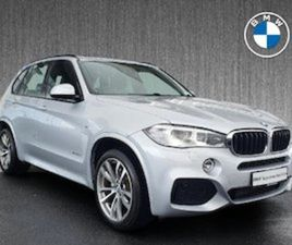 BMW X5 X5 XDRIVE 25D M SPORT FOR SALE IN GALWAY FOR €54995 ON DONEDEAL