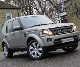 LAND ROVER DISCOVERY 4 3.0 SD V6 XS 4X4 5DR