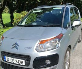 CITROEN C3 PICASSO 1.6 HDI EXCLUSIVE 1 115 5DR FOR SALE IN CLARE FOR €5000 ON DONEDEAL