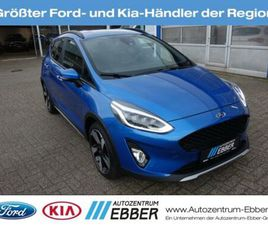FORD FIESTA ACTIVE X ECOBOOST LED NAVI KEYLESS ACC