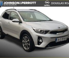 KIA STONIC K2 1.4 PETROL LOW MILEAGE FOR SALE IN CORK FOR €18900 ON DONEDEAL
