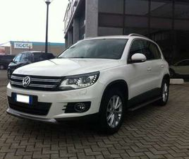 VOLKSWAGEN TIGUAN 2.0 140 CV 4M DSG SPORT&S ,XENO,PACK OFF ROAD!