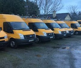 FORD TRANSITS AWD FOR SALE IN KERRY FOR €1 ON DONEDEAL