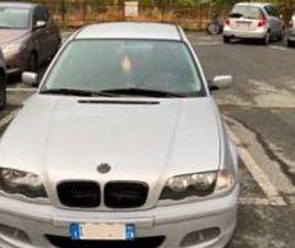 BMW 320 SERIE 3 (E46) TURBODIESEL CAT 4 PORTE