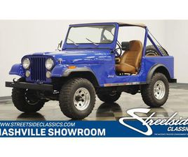 FOR SALE: 1980 JEEP CJ7 IN LAVERGNE, TENNESSEE