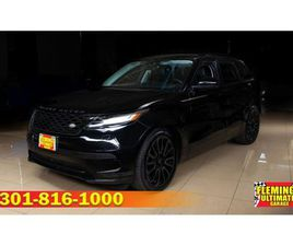 FOR SALE: 2018 LAND ROVER RANGE ROVER IN ROCKVILLE, MARYLAND