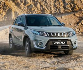 SUZUKI VITARA BOOSTERJET ALL GRIP