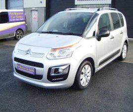 CITROEN C3 PICASSO BLUEHDI 75 EDITION FOR SALE IN CLARE FOR €12949 ON DONEDEAL