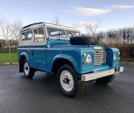 LAND ROVER 1972 FOR SALE IN LOUTH FOR €13500 ON DONEDEAL