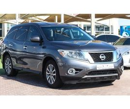 NISSAN PATHFINDER FOR SALE: AED 36,000