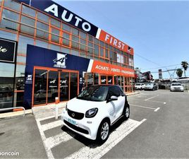 SMART FORTWO COUPE III ELECTRIQUE 82CH PASSION