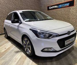 HYUNDAI I20 PREMIUM SE AUTO 1.4 CAR NUM 320 FOR SALE IN DUBLIN FOR €12950 ON DONEDEAL
