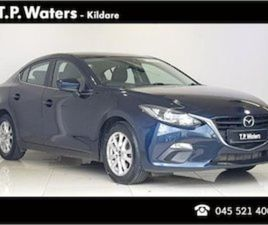 MAZDA 3 2.2 D - FINANCE AVAILABLE FOR SALE IN KILDARE FOR €13895 ON DONEDEAL