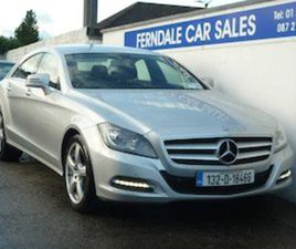 MERCEDES-BENZ CLS-CLASS AUTO FOR SALE IN WICKLOW FOR €15945 ON DONEDEAL