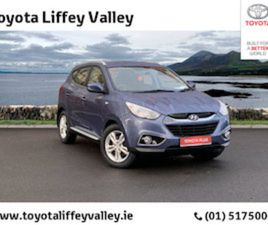 HYUNDAI IX35 1.7 5DR FOR SALE IN DUBLIN FOR €11950 ON DONEDEAL