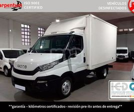 IVECO - DAILY 35C 15 3.0 3450