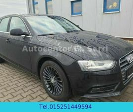 AUDI A4 AVANT ATTRACTION*NAVI*17 ZOLL* XENON*PDC*