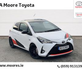 TOYOTA YARIS GRMN - HOT HATCH - GTI BEATER FOR SALE IN CARLOW FOR €29995 ON DONEDEAL