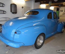 FORD V8 COUPÉ 2 PORTES - 1947