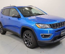 2021 JEEP COMPASS 80TH SPECIAL EDITION