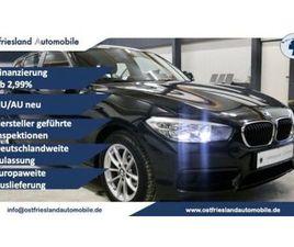 BMW 1 LIM. 5-TRG. 118D AUTOMATIK, AHK,KLIMA