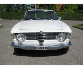 ALFA ROMEO GT USATA BENZINA 1570 1966
