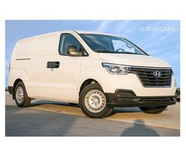 HYUNDAI H-1 2.5 L PANEL VAN WITH STEERING MOUNTED AUDIO CONTROLS AND MANUAL A/C FOR SALE