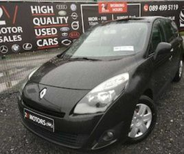 RENAULT GRAND SCENIC 1.5 DCI 106 EXPRESSION 7 SEAT FOR SALE IN DUBLIN FOR €3450 ON DONEDEA