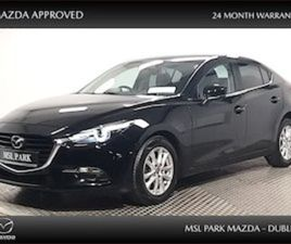 MAZDA 3 2.2D 150BHP EXECUTIVE SE - VIDEO - FREE P FOR SALE IN DUBLIN FOR €17950 ON DONEDEA