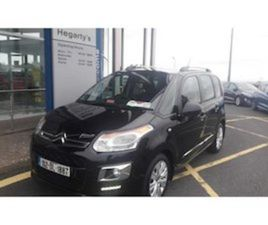 CITROEN C3 PICASSO HDI 90 EXCLUSIVE FOR SALE IN DONEGAL FOR €9850 ON DONEDEAL