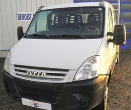 IVECO BENNE 7 PLACE