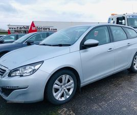 >JUN 2016 PEUGEOT 308 1.2 PURETECH 110 ACTIVE 5DR