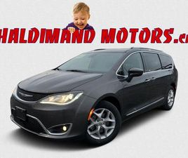 USED 2017 CHRYSLER PACIFICA TOURING-L PLUS