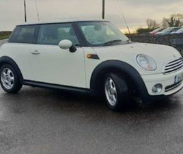 MINI ONE, 2009, PETROL 1.4 FOR SALE IN CORK FOR €4900 ON DONEDEAL