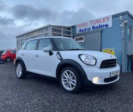 152 MINI COUNTRYMAN COOPER D ONLY 44KS IN # FOR SALE IN GALWAY FOR €13990 ON DONEDEAL