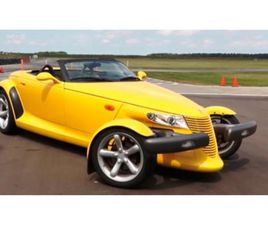 FOR SALE: 1999 PLYMOUTH PROWLER IN MASSAPEQUA, NEW YORK
