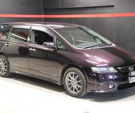 HONDA ODYSSEY ABSOLUTE 2.4 I-VTEC 4WD # TEHOKAS 4-VETO # TILAVA 6 HLU00D6 HONDA # ALK.149